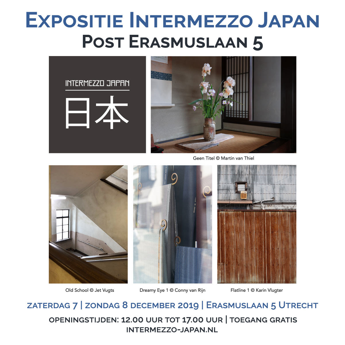 Expositie Intermezzo Japan